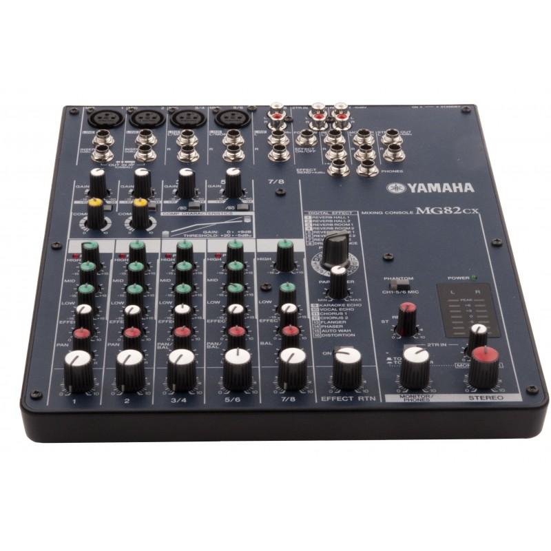Harga Mixer Yamaha Mgxu