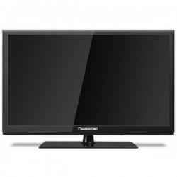 Changhong D1000 32 Inch LED  Tv hitam Televisi