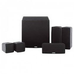 YAMAHA NSP380 ACTIVE HOME THEATER IN THE BOX PACKAGES