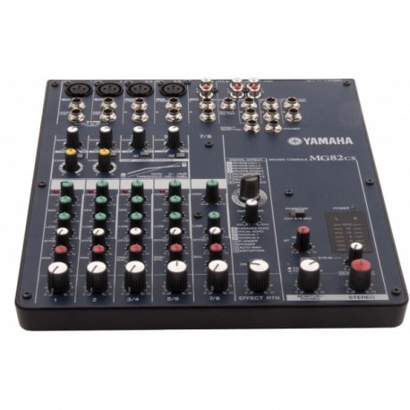 Harga Jual Yamaha MG82CX Audio Mixer