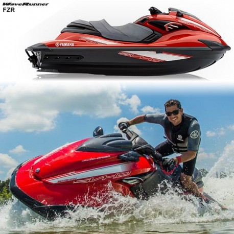 Yamaha FZR SVHO Waverunner