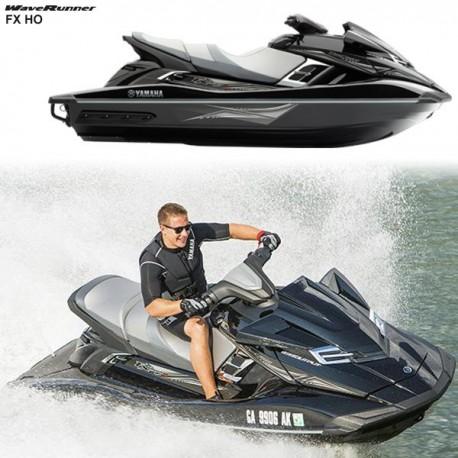 Yamaha FX HO Waverunner Perahu Boat