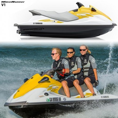 Yamaha V1 Waverunner Perahu Boat