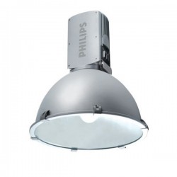 Philips HPK888 1xHPI Plus 250W BU IC PR WH Crestbay Lampu Industri 12.00Kg 910402001780