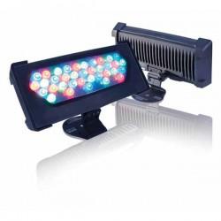 Philips BCS462 36xLED-HB/RGB 24V BK 3.10 ColorBlast 12 TR Lampu Gedung 3.10Kg