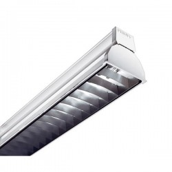 Philips BPS741 LED-K2/WH-4300 EB I S GR 15.00 CitySoul Lampu Taman