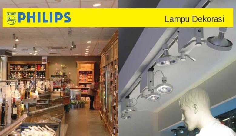 Lampu Dekorasi Philips