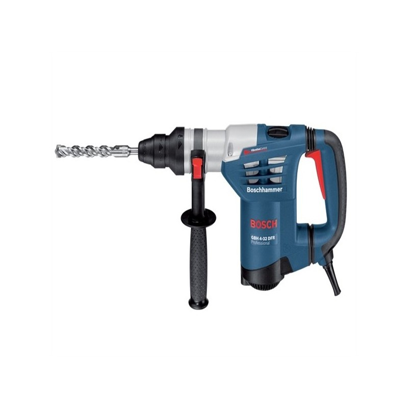 bosch gbh 4 32 dfr bor tembok rotary hammer professional. Black Bedroom Furniture Sets. Home Design Ideas