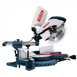 Bosch GCM 10 S Mesin Gergaji Miter Professional