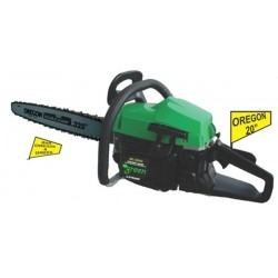 Green OU-GS5800 HN Mesin Gergaji Kayu Chainsaw 22 Inch