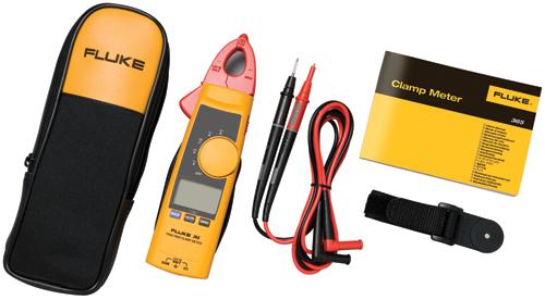 Harga Jual Fluke 365 Detachable Jaw True Rms AC DC Clamp Meter
