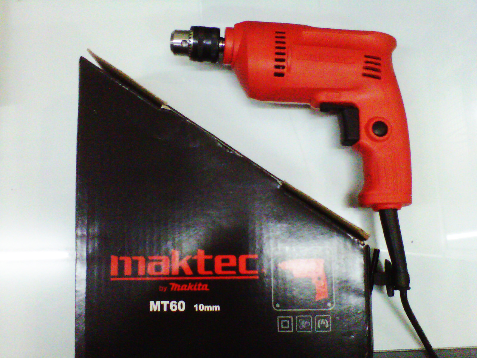 Makita Maktec Mt60 Mesin Bor Listrik 10mm Hand Pipe Bender Krisbow 3 8 7 8in Kw1500520 Info Lainnya