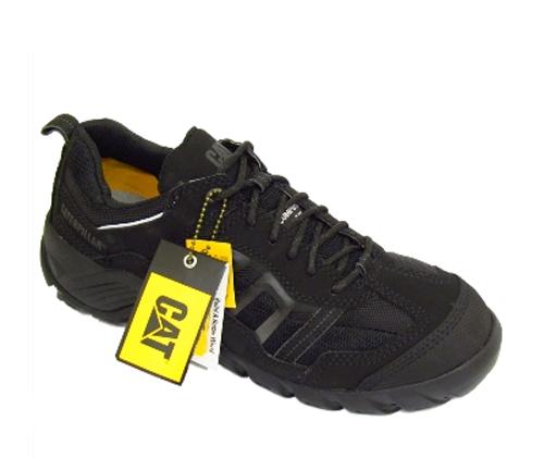 Harga Jual Caterpillar Formation Lo CT Black Sepatu Safety