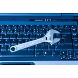 Service laptop Banjaran