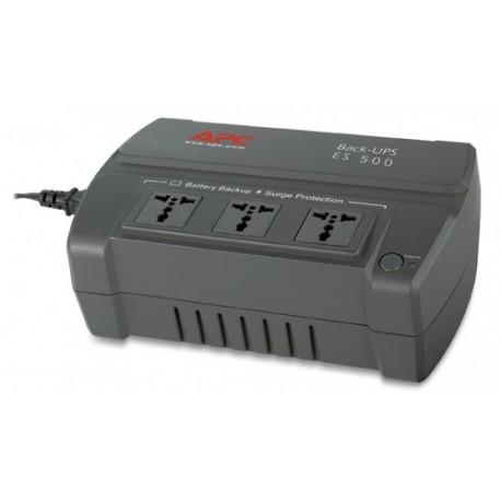 APC BE500R-AS Back-UPS ES 500VA 230V Universal Outlet