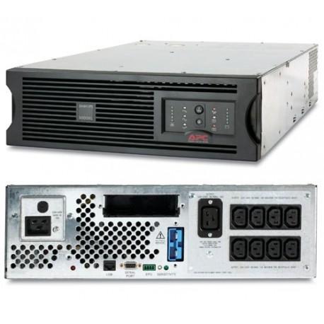 APC SUA3000RMXLi3U Smart UPS XL 3000VA RM 3U 230V