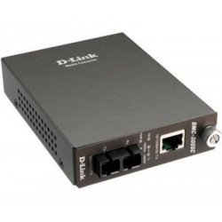 D-Link DMC-300SC/E 10/100 to 100BaseFX (SC) Multimode Media Converter