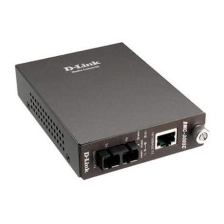 D-Link DMC-300SC/E 10/100 to 100BaseFX (SC) Multimode Media Converter