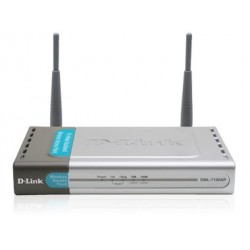 D-Link DWL-7100AP Tri-Mode Dualband Wireless 108Mbps Access Point