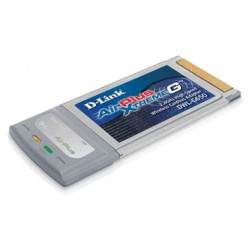 D-Link DWL-G650 Wireless 108Mbps Cardbus Adapter