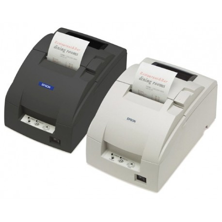 Epson TM-U220D USB Port Non Auto Cutter
