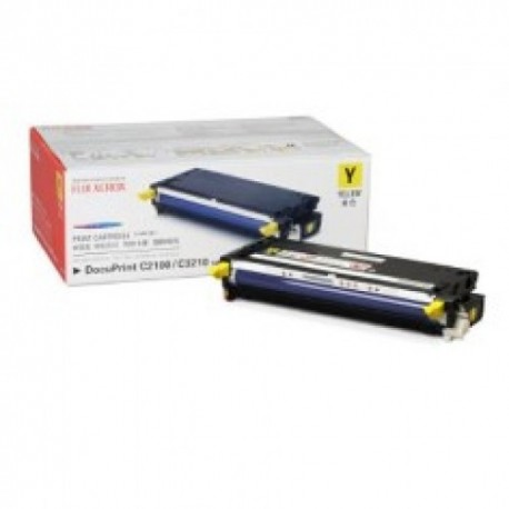 TONER FUJI XEROX CT350488 DP-C2100 3210Yellow Toner High Cap 6K