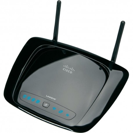 Linksys N Wireless Router 4 Port USB Port Linux- WRT160NL