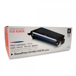 Toner Fuji Xerox DP-C2100 / DP-3210 Black High Cap 8K [CT350485]