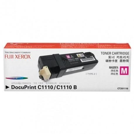 TONER FUJI XEROX CT201116 DP-C1110B C1110Magenta toner cartridge 2K
