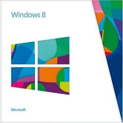 Windows 8 SL 64 Bit EN 1pk DSP OEI Region-EM DVD 4HR-00062