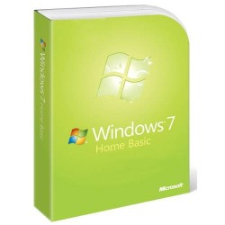 Windows 7 Home Basic SP1 32-bit English SEA 1pk DSP OEI  F2C-00880