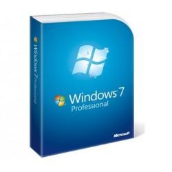 Windows 7 Professional SP1 64-bit English 1pk DSP OEI 611 DVD