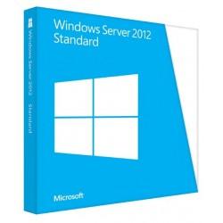 Windows Server Standard 2012 64 Bit EN 1pk DSP OEI DVD 2 CPU 2 VM P73-05328