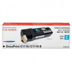 TONER FUJI XEROX CT201115 DP-C1110B C1110Cyan toner cartridge 2K
