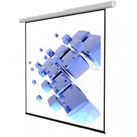 "ScreenView EWSSV2230RL Motorized Screen 221x295 cm / 150"" Diagonal (RC indluded)"