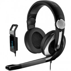 Sennheiser PC 333D Gaming Headset with 7.1 surround powered