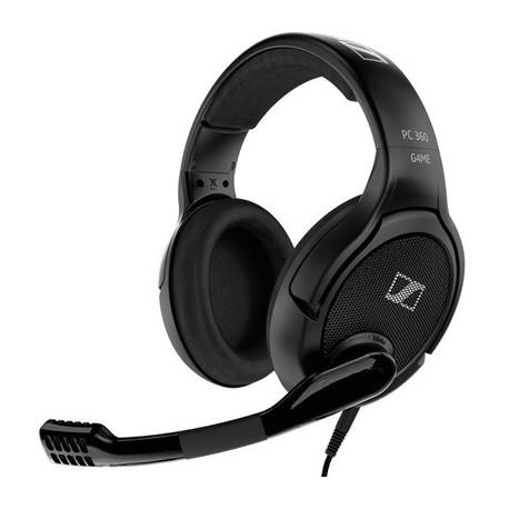 Sennheiser PC 360 Gamer Headset Hi-fi sound for gaming