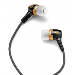 Altec Lansing UHP326 BackBeat Titanium noise-isolating earphones
