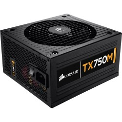 Corsair TX750M Power Supply Modular CP-9020040-NA