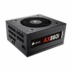 Corsair AX860i Power Supply Digital 860W Fully Modular 80 Platinum CP-90200037-EU