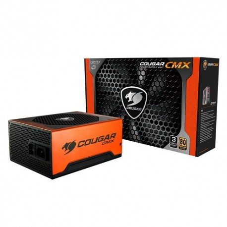 Cougar POWERX550 550W-80 Plus Bronze-3 Years
