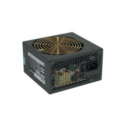 Enlight Black Silver 550W Power Supply
