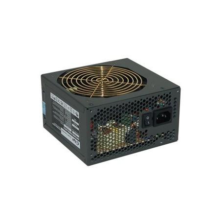 Enlight Black Silver 500W Power Supply