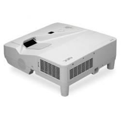 NEC NP-UM330W Proyektor 3300-Lumen Widescreen Ultra Short Throw