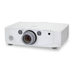 NEC NP-PA550W - 5500-lumen Widescreen Advanced Professional Installation