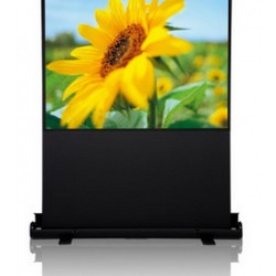 Clevo Ultra Portable Screen Seamless 50 Inch x 50 Inch [127cmx127cm]