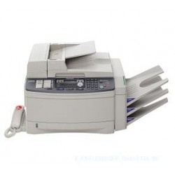 Panasonic KX-FLB852CX Printer Laser A4 Facsimile Telephone Flat-Bed Copier