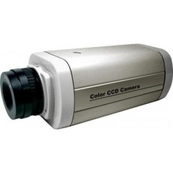 Avtech KPC131E 1/3 inch H.R. Color CCD Camera