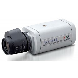 Avtech AVC561R 1/3 inch SONY Color CCD Camera DC12Vtype