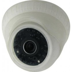 Avtech KPC133AD 1/3 inch Color CCD IR Dome Camera 21 IR LEDs